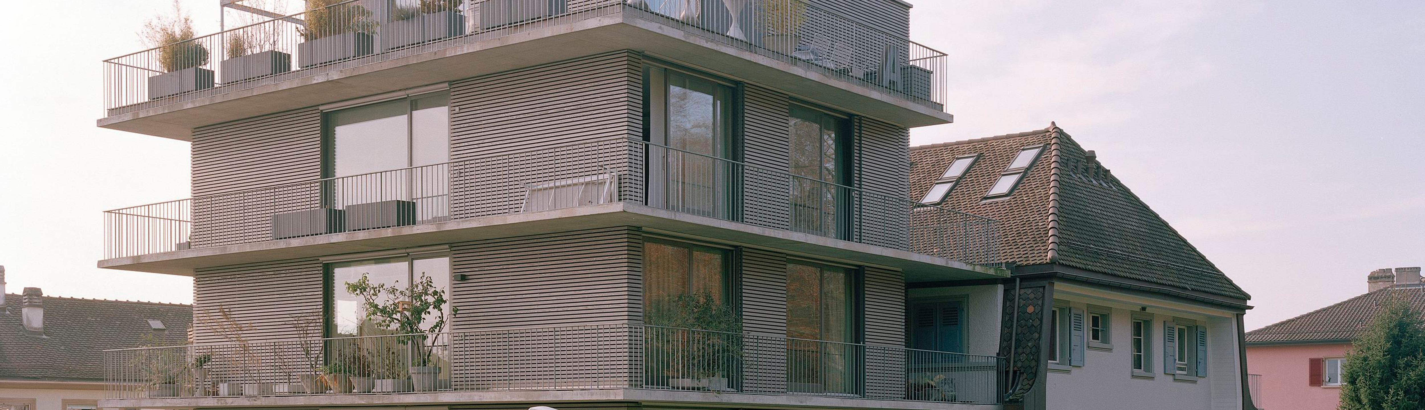 Lausanne al30 architectes for Architecte lausanne
